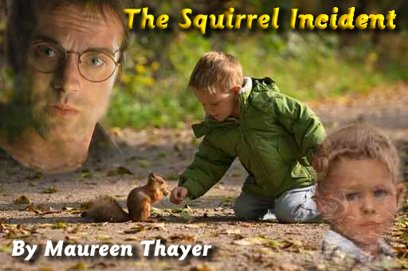 Incidents Series 1: The Squirrel Incident
